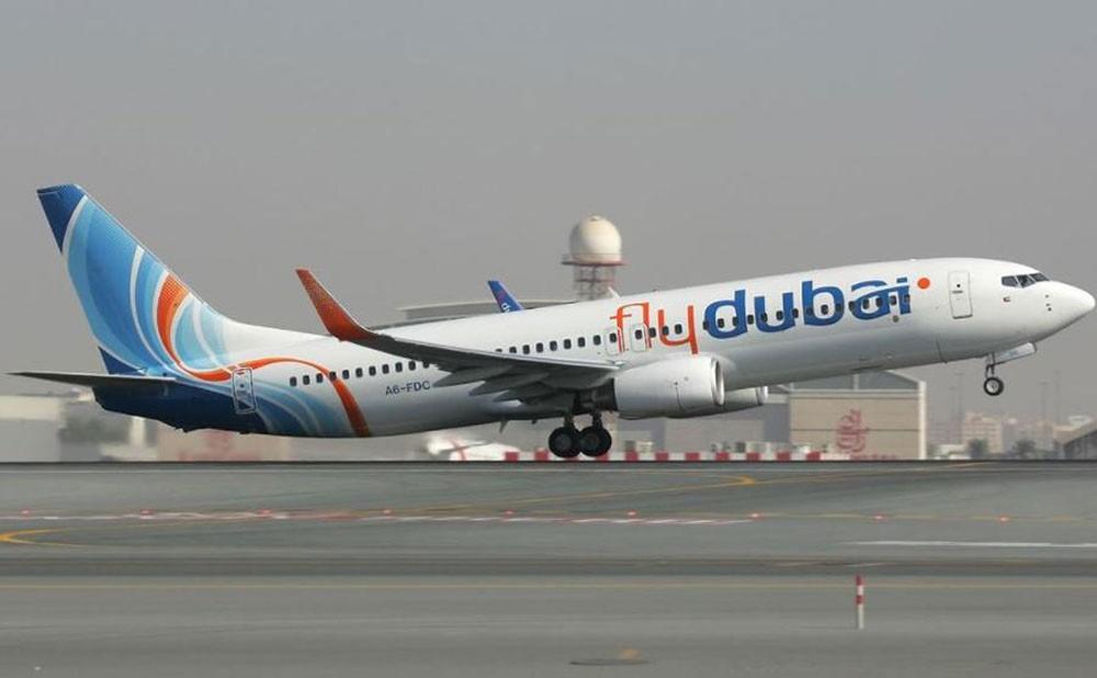فلاي دبي تقيل طيارا بعد نتيجة إيجابية لاختبار الكحول