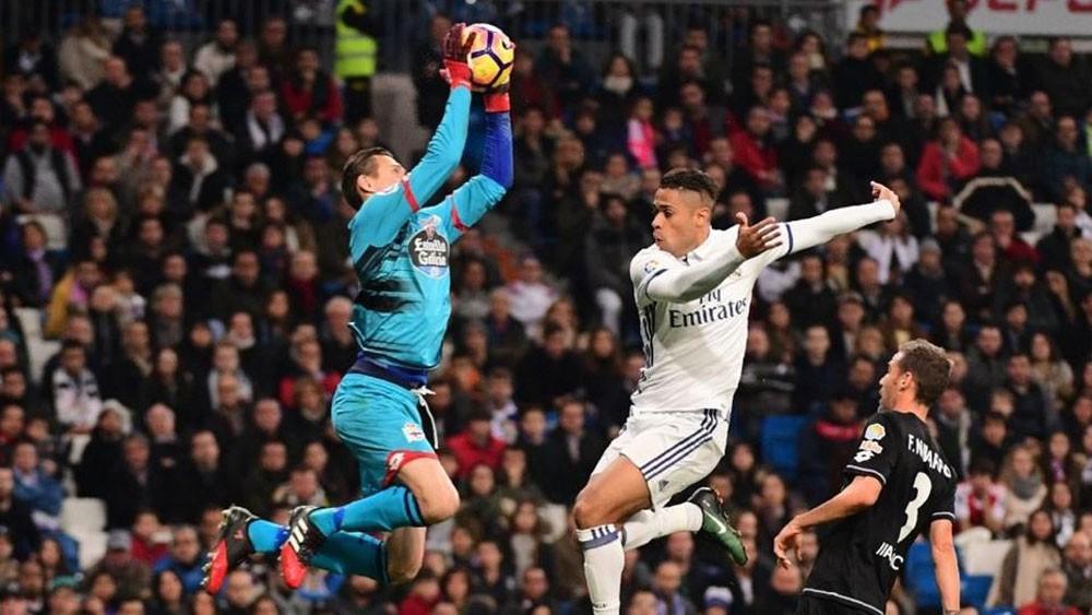 ريال مدريد يستعين بدياز لتعويض رونالدو