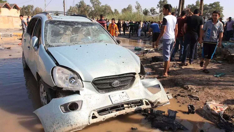 """""""داعش"""" يتبنى الهجوم الانتحاري على نقطة أمنية بالأنبار"""