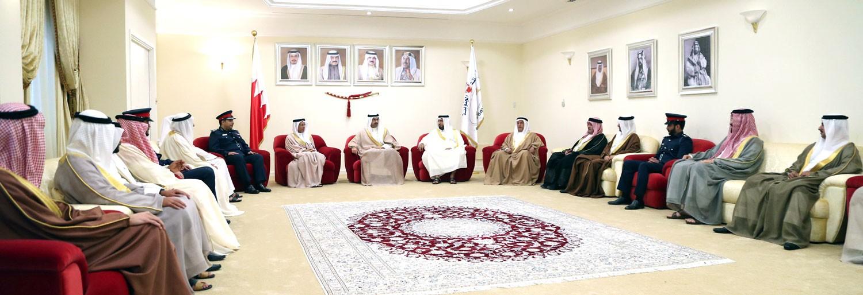 سمو الشيخ خليفة بن علي آل خليفة: المحافظة حريصة على التواصل الدائم مع المواطنين
