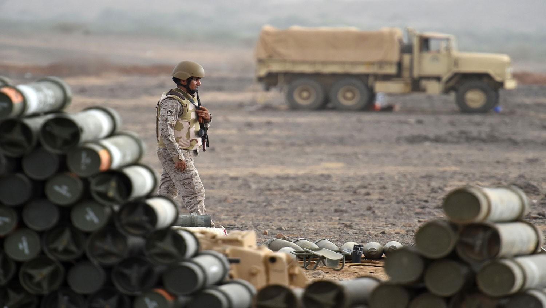 تعزيزات عسكرية سعودية تنضم للتحالف في حجة باليمن