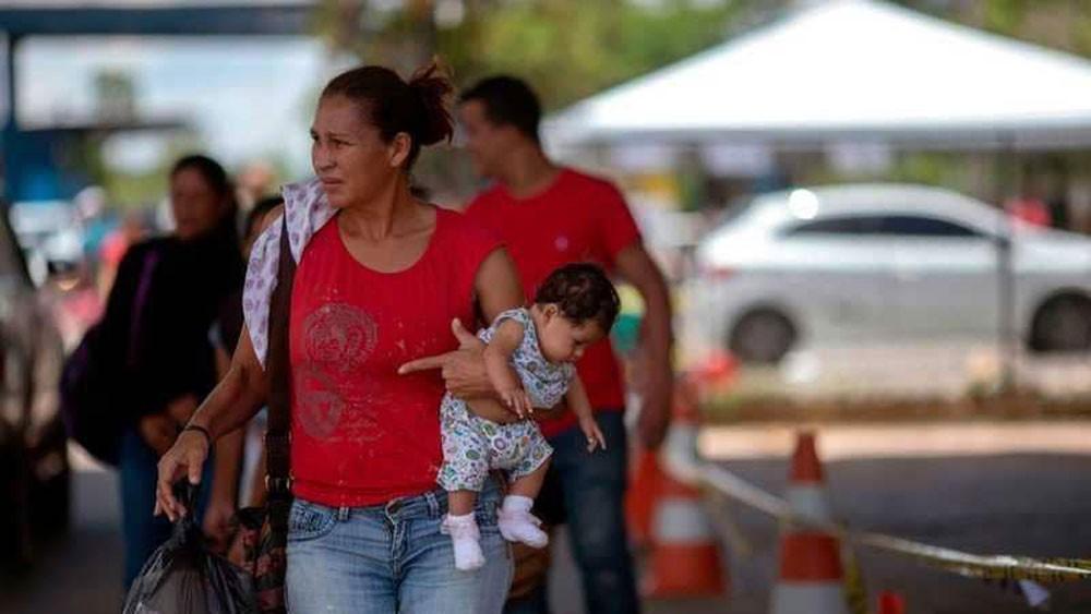 الجيش البرازيلي يحشد قواته على حدود فنزويلا