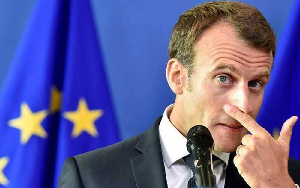 ماكرون: أنا أكبر عدو للأحزاب المناوئة للهجرة في أوروبا