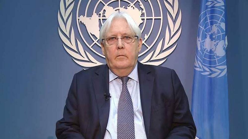 """المبعوث الدولي: عودة الشرعية لمؤسسات اليمن """"ضرورة"""""""