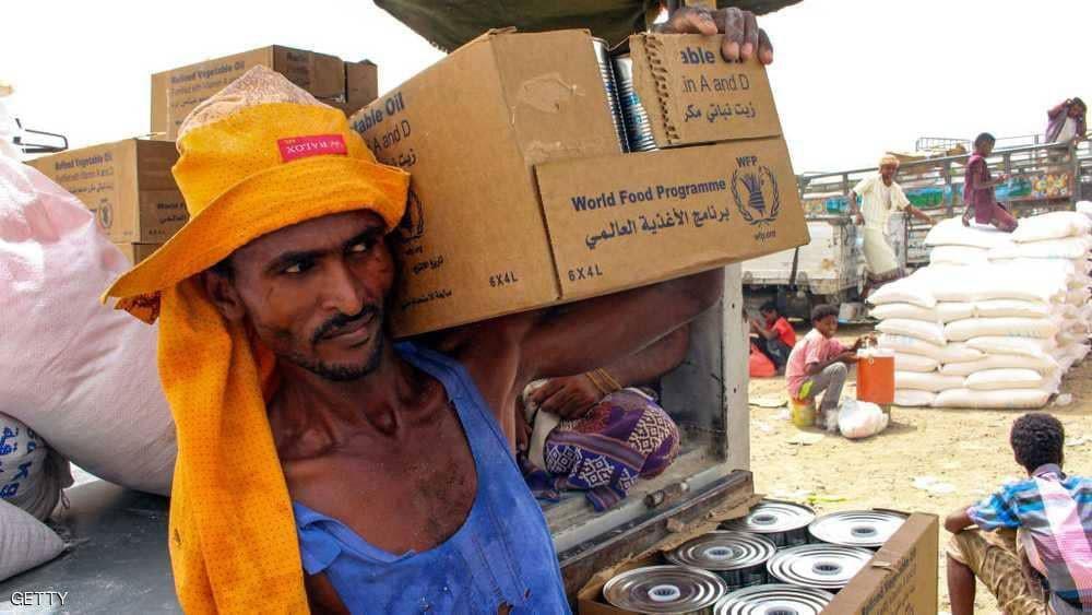 ميليشيات الحوثي تستهدف قافلة إغاثة في الحديدة