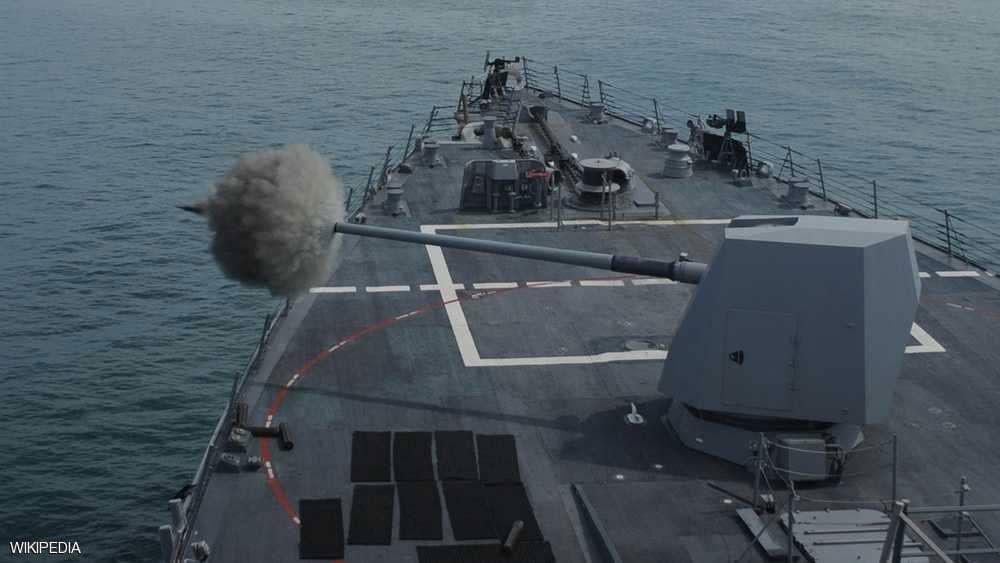 البحرية الأميركية تحبط عملية تهريب أسلحة في خليج عدن
