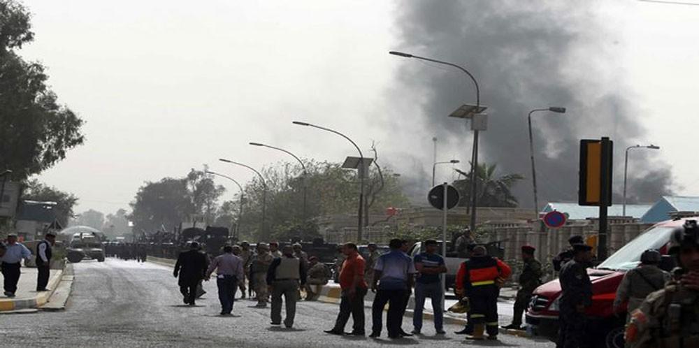 العراق.. مقتل شرطيين في هجوم انتحاري قرب كركوك