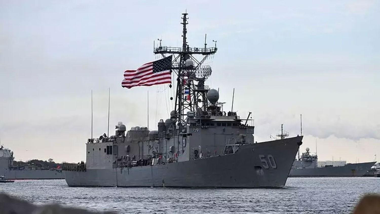 البحرية الأميركية تضبط أسلحة مهربة للحوثيين في خليج عدن