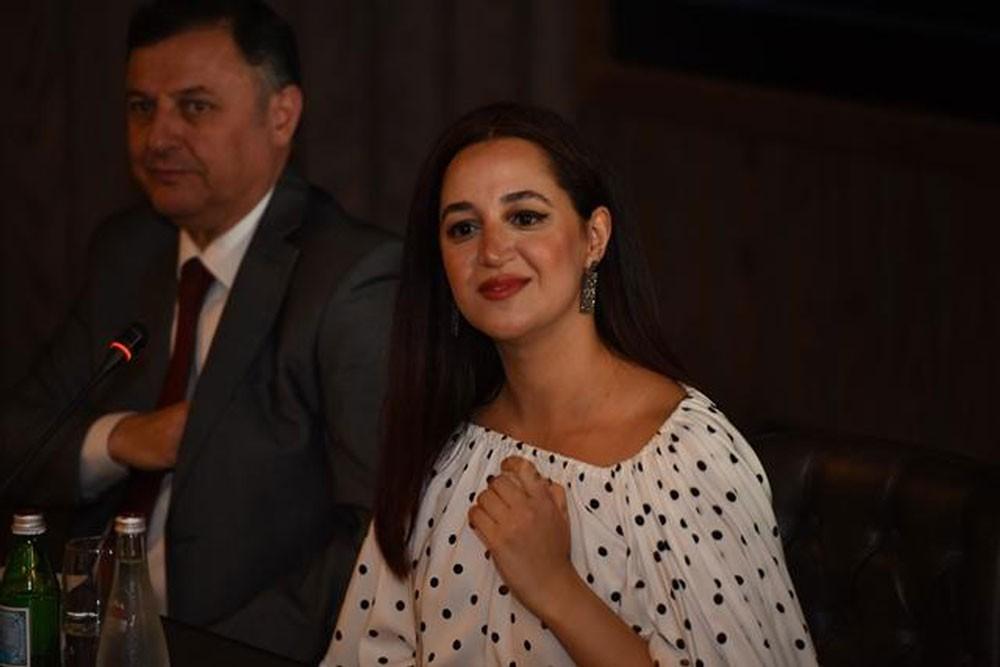السوبرانو زينة برهوم تكشف عن برنامج النسخة الثانية من مهرجان أوبرا عمان