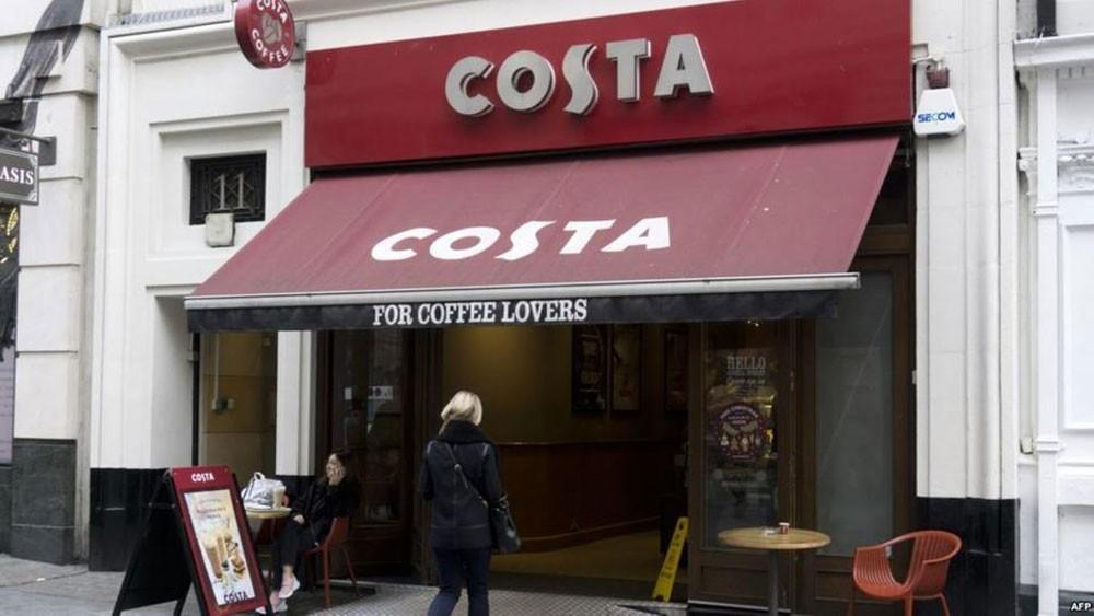 كوكا كولا تستحوذ على مقاهي كوستا بـ5.1 مليار دولار