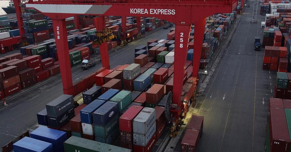 صادرات كوريا الجنوبية ترتفع 7ر8% في أغسطس