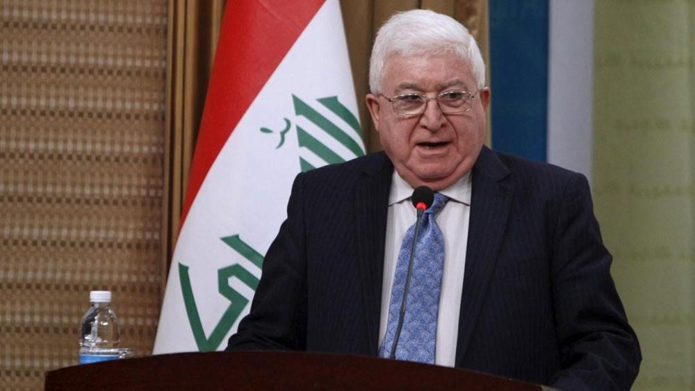 معصوم يؤكد: لا تأجيل في موعد التئام برلمان العراق