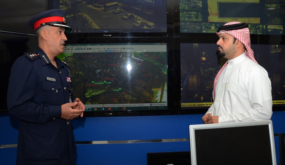 مدير شرطة المطار: تفعيل الرقابة الأمنية لضمان أمن وسلامة المسافرين