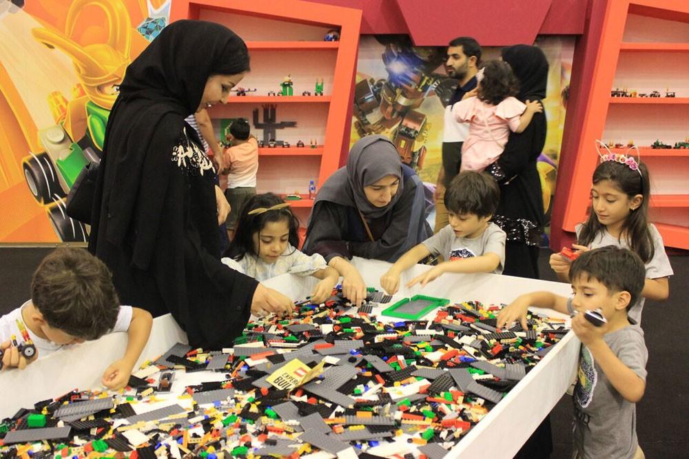 هيئة السياحة تعلن عن إختتام فعالية عرض ألعاب الليغو