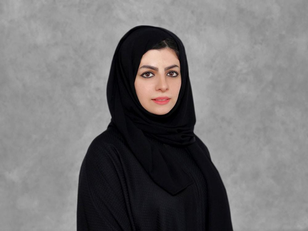 جواهر العبدالرحمن رئيسا لمكتب إدارة الدعوى المدنية والتجارية