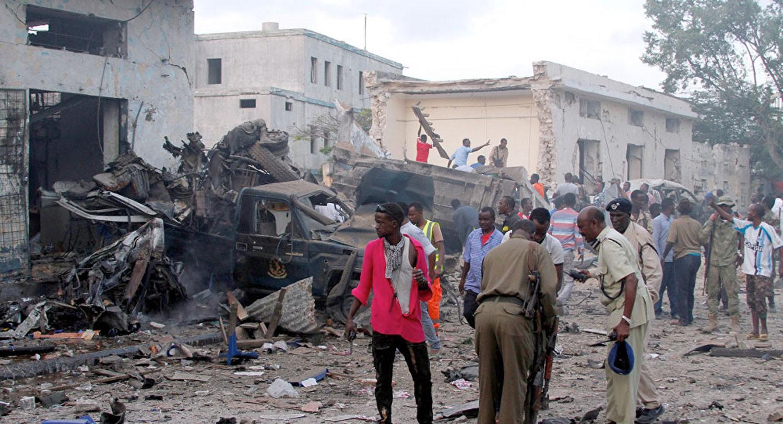 مقتل 3 أشخاص على الأقل إثر انفجار سيارة مفخخة في مقديشو