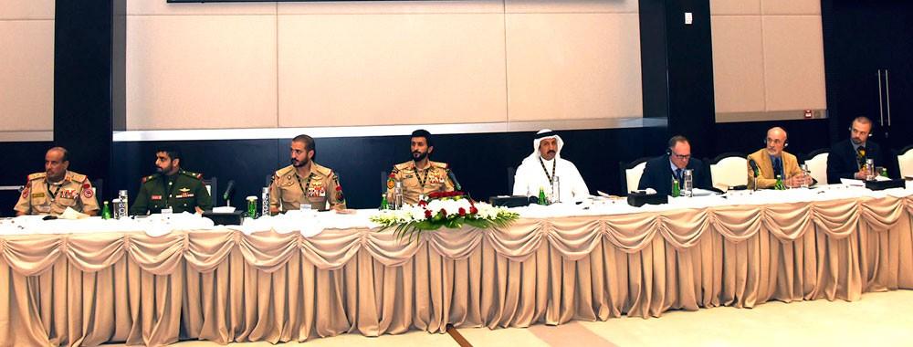 تحت رعاية قائد الحرس الملكي إقامة ندوة إستراتيجيات مكافحة الإرهاب