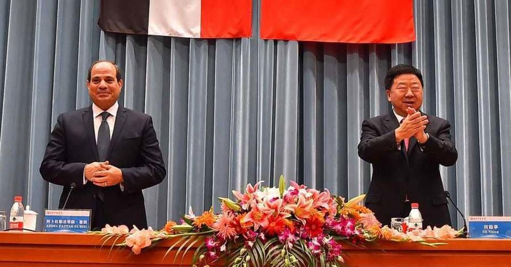 """السيسي: الإسلام السياسي استغل فراغ """"ثورات الربيع العربي"""""""