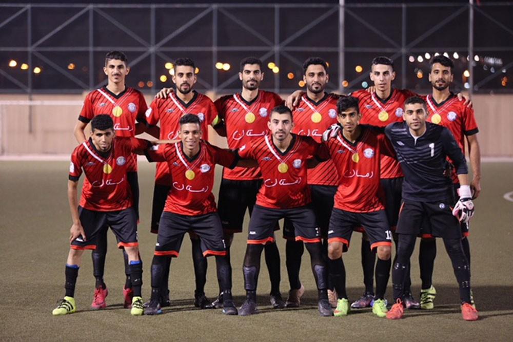 الخميس والجمعة ربع نهائي دوري المراكز الشبابية لكرة القدم