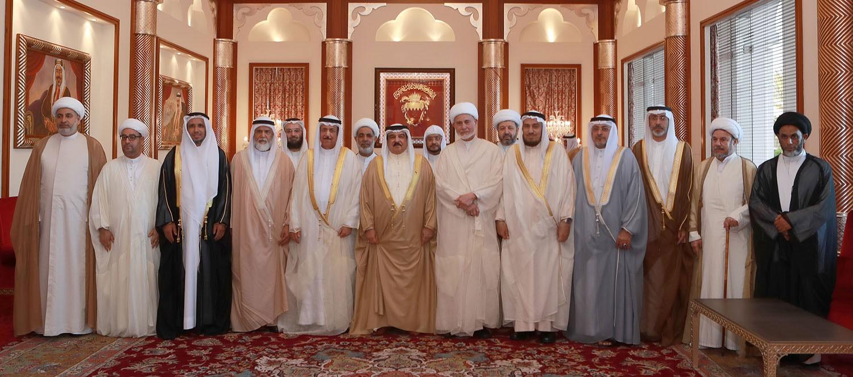 جلالة الملك: دور كبير للأعلى للشئون الإسلامية منذ بداية تأسيسه