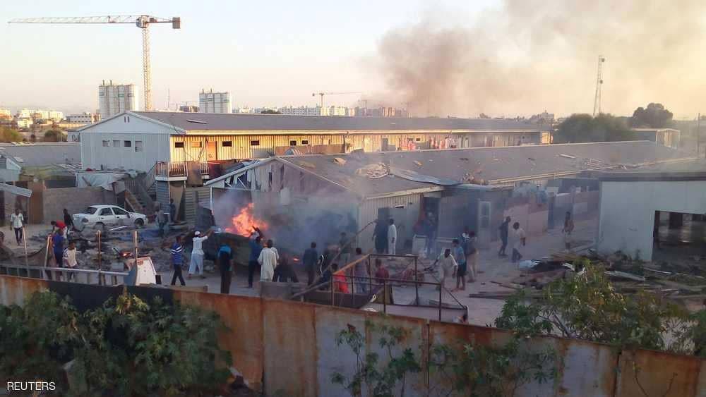 مصر قلقة من فوضى الميليشيات في العاصمة الليبية