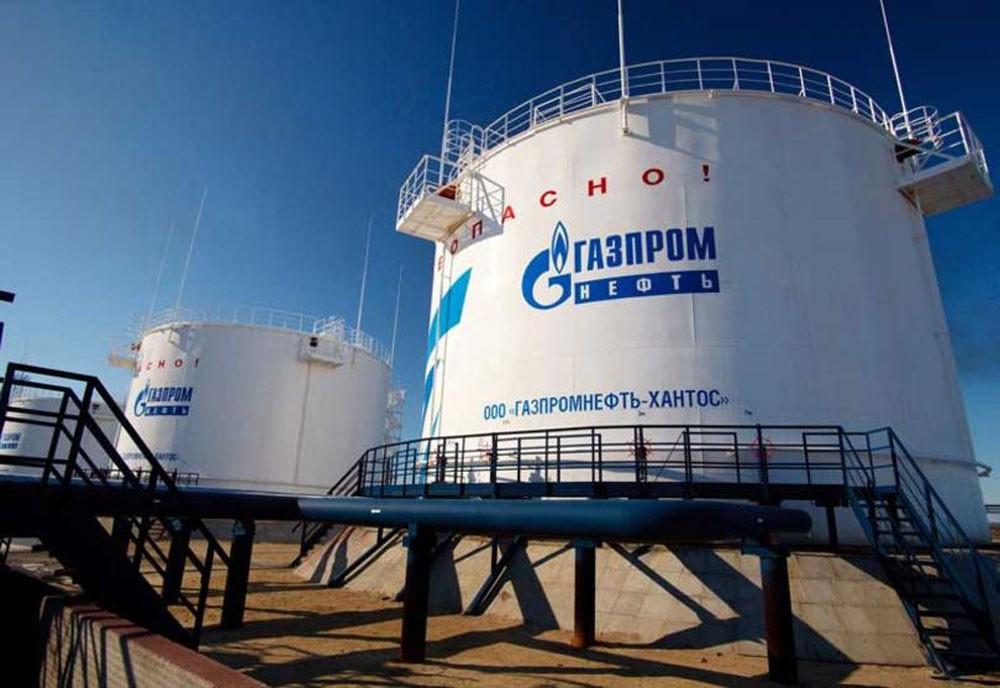 غازبروم الروسية تنوي زيادة استثمارات 2018 إلى 22 مليار دولار