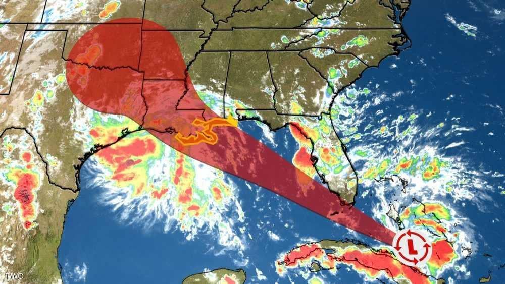 فلوريدا تفلت من العاصفة جوردون
