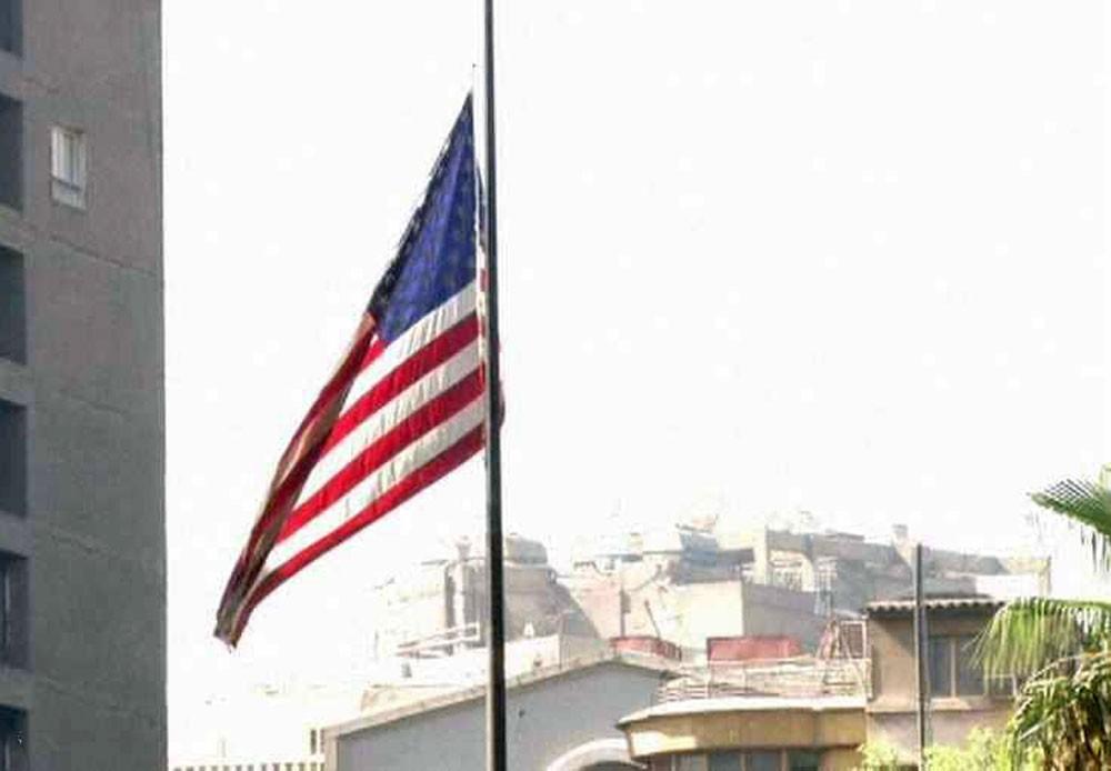 """مصر.. """"عبوة ناسفة"""" قرب السفارة الأميركية بالقاهرة"""