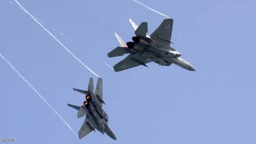 في تأكيد نادر.. إسرائيل تكشف عدد غاراتها على سوريا