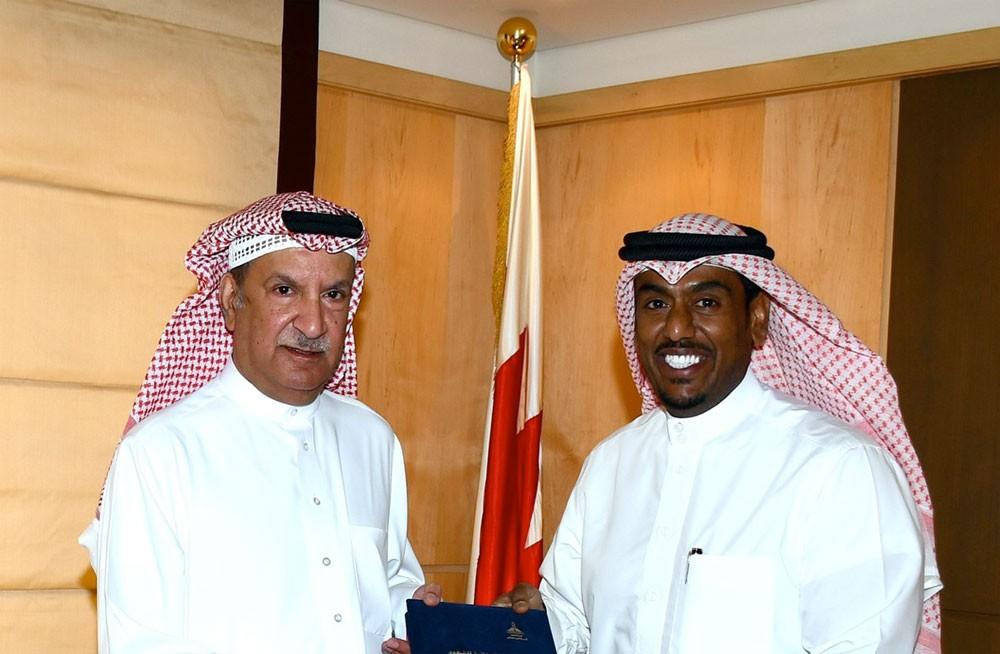 رئيس المحكمة الدستورية يستقبل المستشار الدكتور أحمد محمد الحمادي