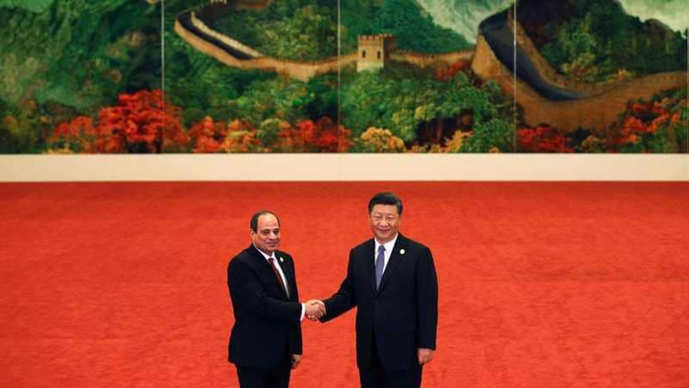 """مصر والصين.. اتفاقيات بقيمة """"مهولة"""""""