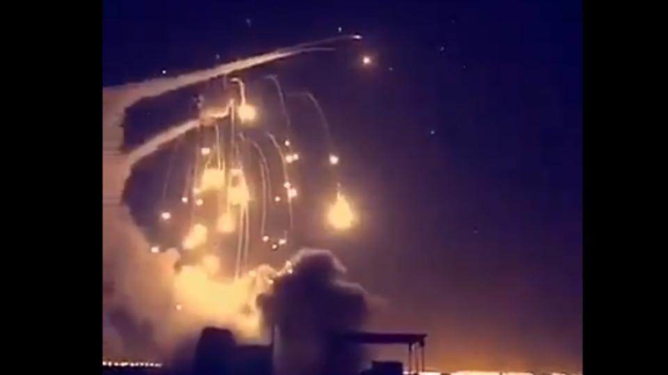 إصابة 23 شخصا في نجران بعد اعتراض صاروخ أطلقه الحوثيون