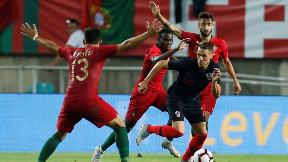 """البرتغال وكرواتيا يتعادلان قبل """"الأمم الأوروبية"""""""