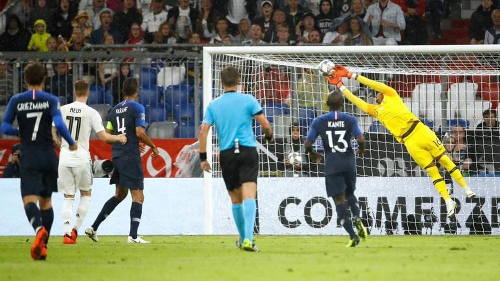 التعادل السلبي يسيطر على لقاء ألمانيا وفرنسا