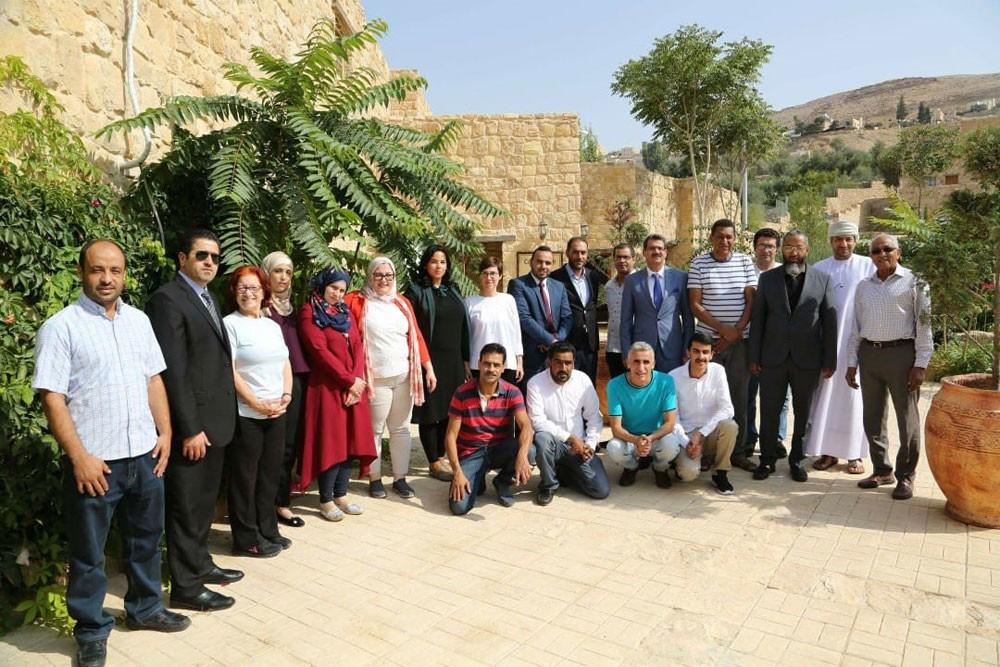 المركز الإقليمي للتراث ينظّم ورشة عمل حول فاعلية إدارة التراث العالمي