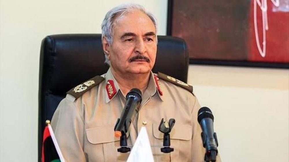 حفتر: سنحرّر طرابلس في الوقت المناسب