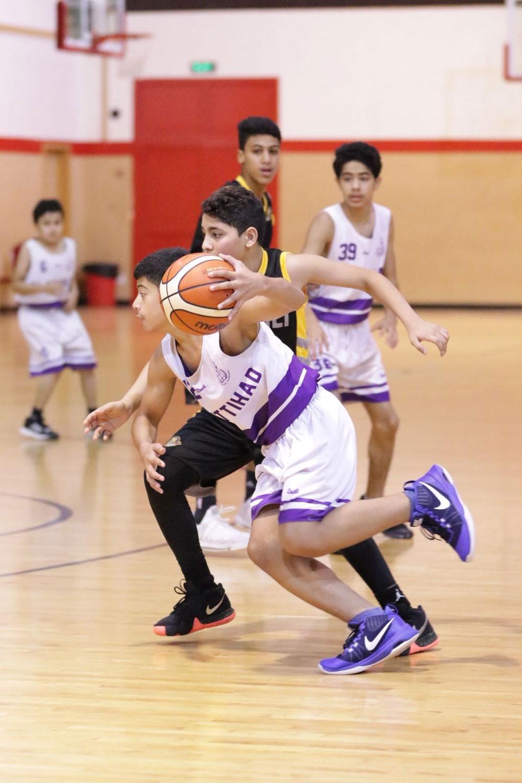 اليوم انطلاق منافسات دوري الشباب لكرة السلة بأربع لقاءات