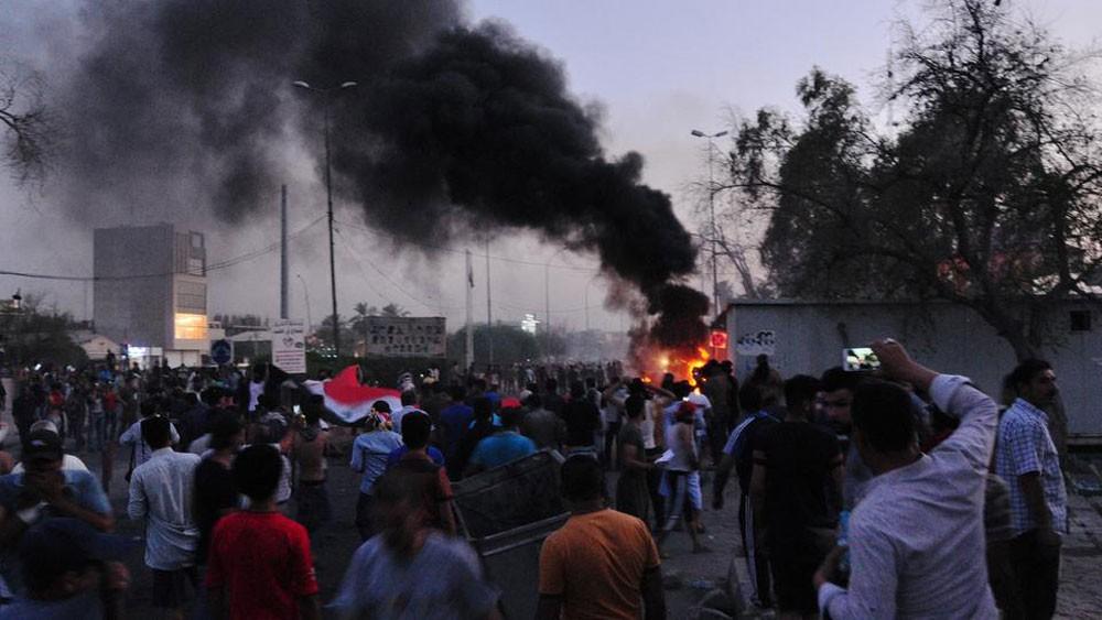 جلسة طارئة للبرلمان العراقي غداً لبحث أوضاع البصرة