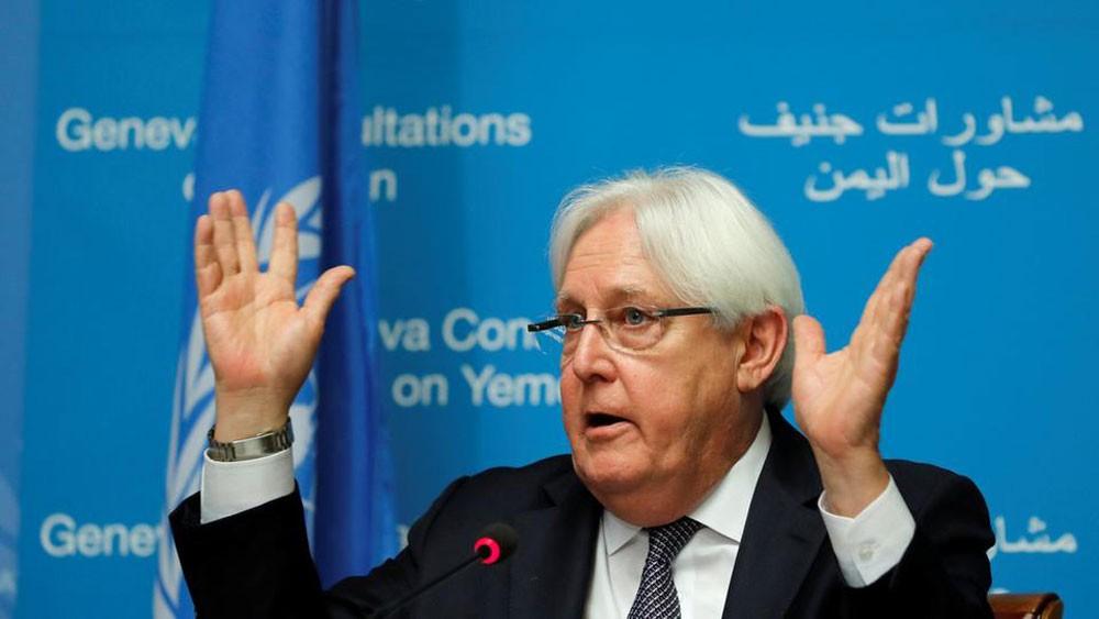 الأمم المتحدة: نواصل العمل لضمان حضور الحوثيين لجنيف