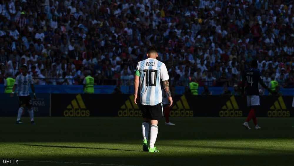 """من أجل ميسي.. """"قرار مهم"""" لمنتخب الأرجنتين"""