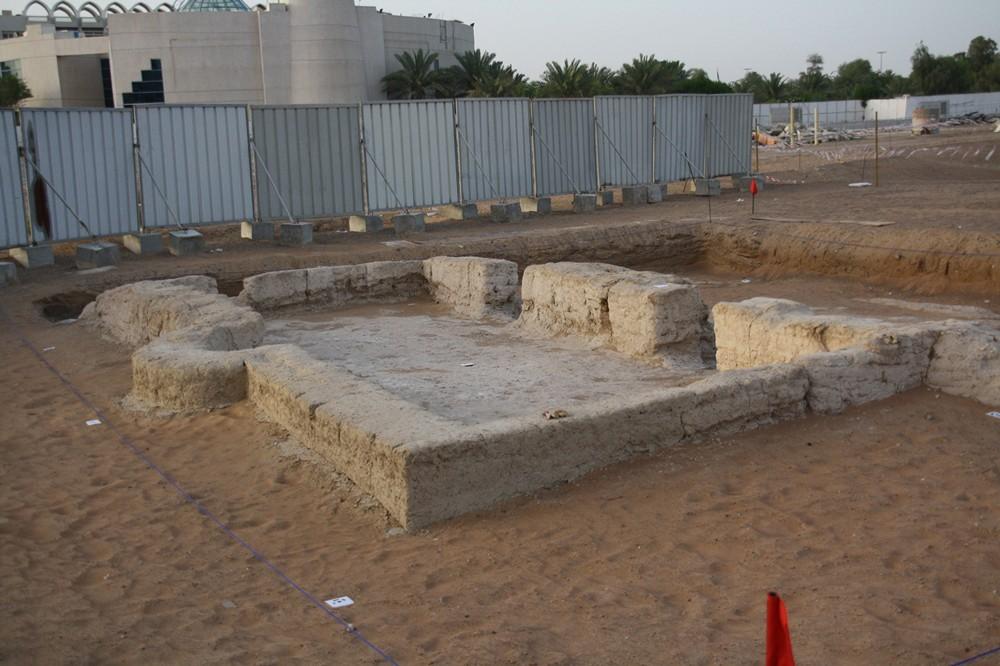 اكتشاف أقدم مسجد في الامارات