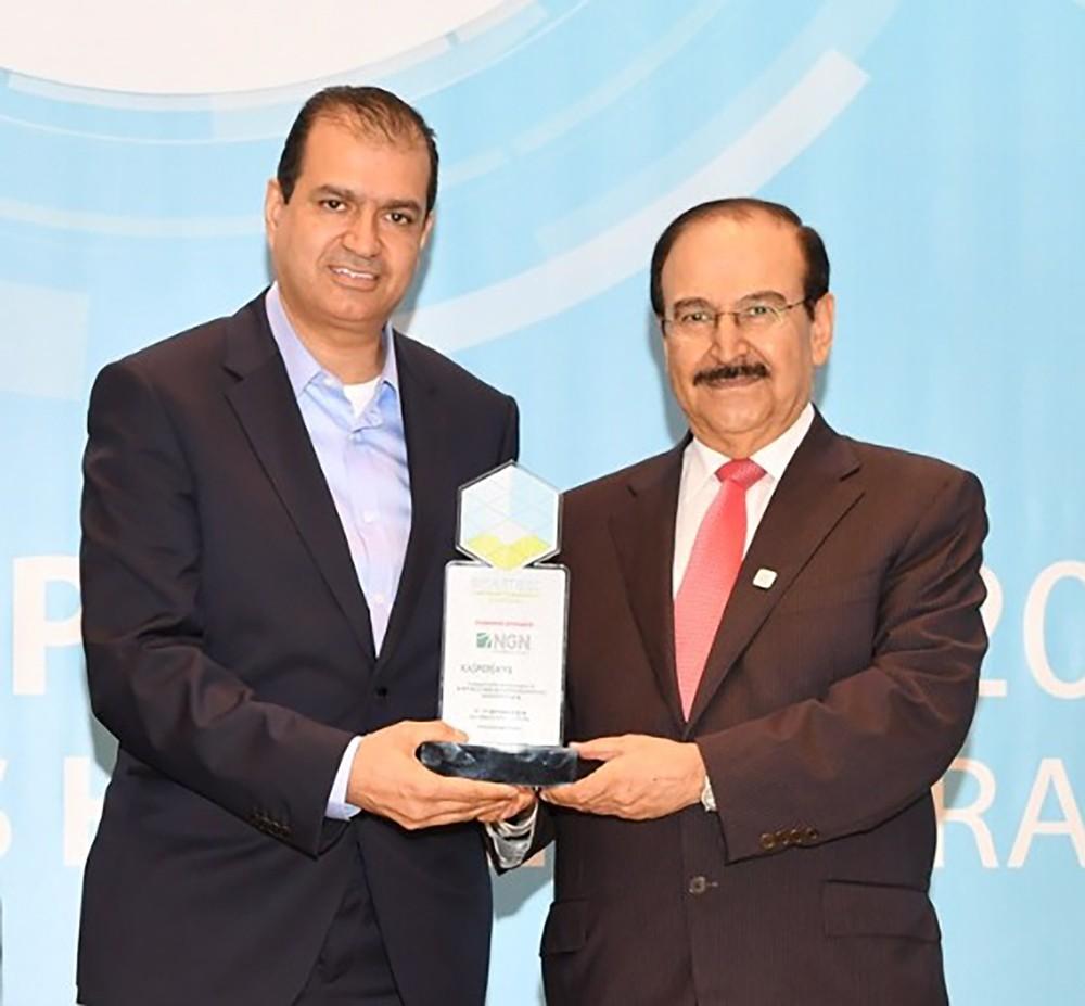 """""""إن جي إن"""" الدولية تشارك بمؤتمر """"سمارتسك"""" في البحرين"""