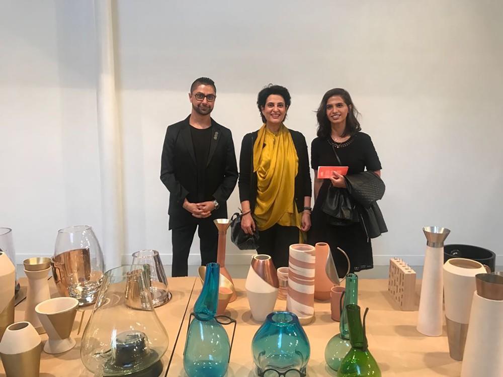 """""""الثقافة"""" تروّج للحرفيّة البحرينية في صناعة الفخّار وتشارك في معرض """"1000 مزهرية"""""""