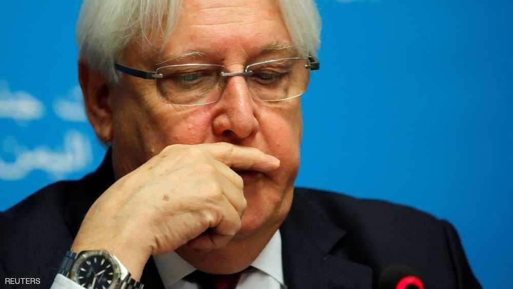 انتهاء محادثات جنيف.. الحوثيون يتغيبون وغريفيث يقر بالإخفاق
