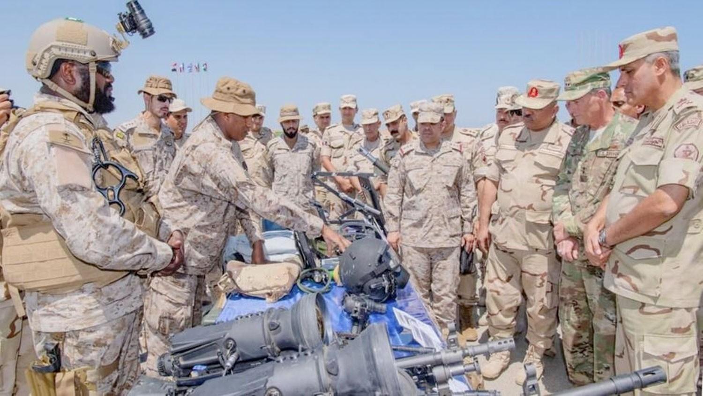 بمشاركة السعودية.. مصر تستضيف أكبر مناورات في المنطقة