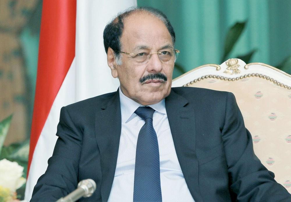 نائب الرئيس اليمني يطالب بموقف دولي حاسم لردع الحوثيين