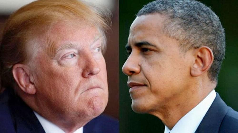 أوباما يدعو لتغيير أغلبية الكونغرس.. وترمب يرد ساخراً