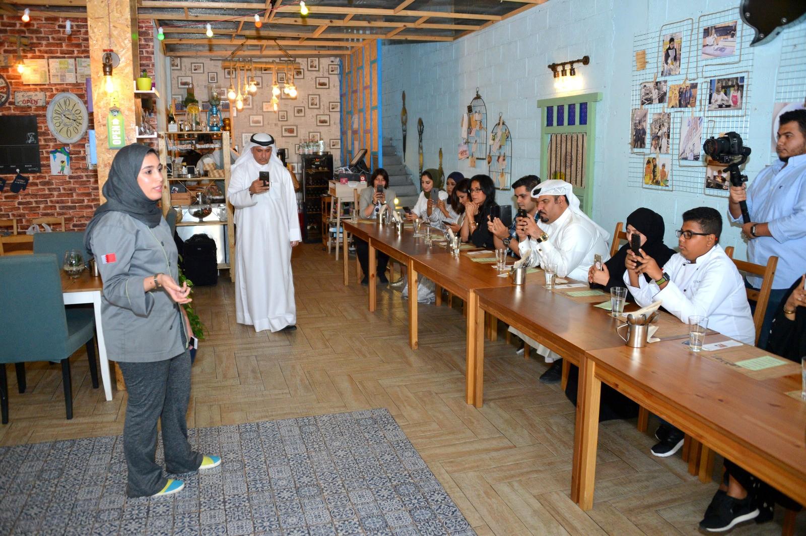 اطلاق أول مسابقة متخصصة للذوّاقة في البحرين