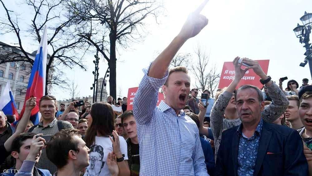 """""""احتجاجات التقاعد"""" تتصاعد في روسيا"""
