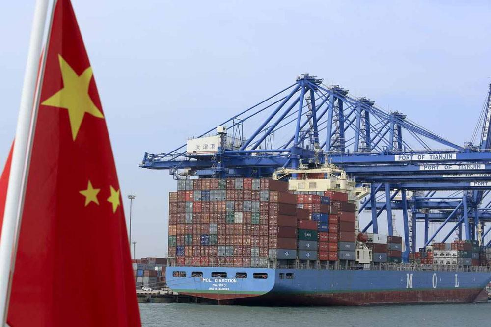 ارتفاع حجم التجارة الخارجية في الصين الى 2,85 تريليون دولار